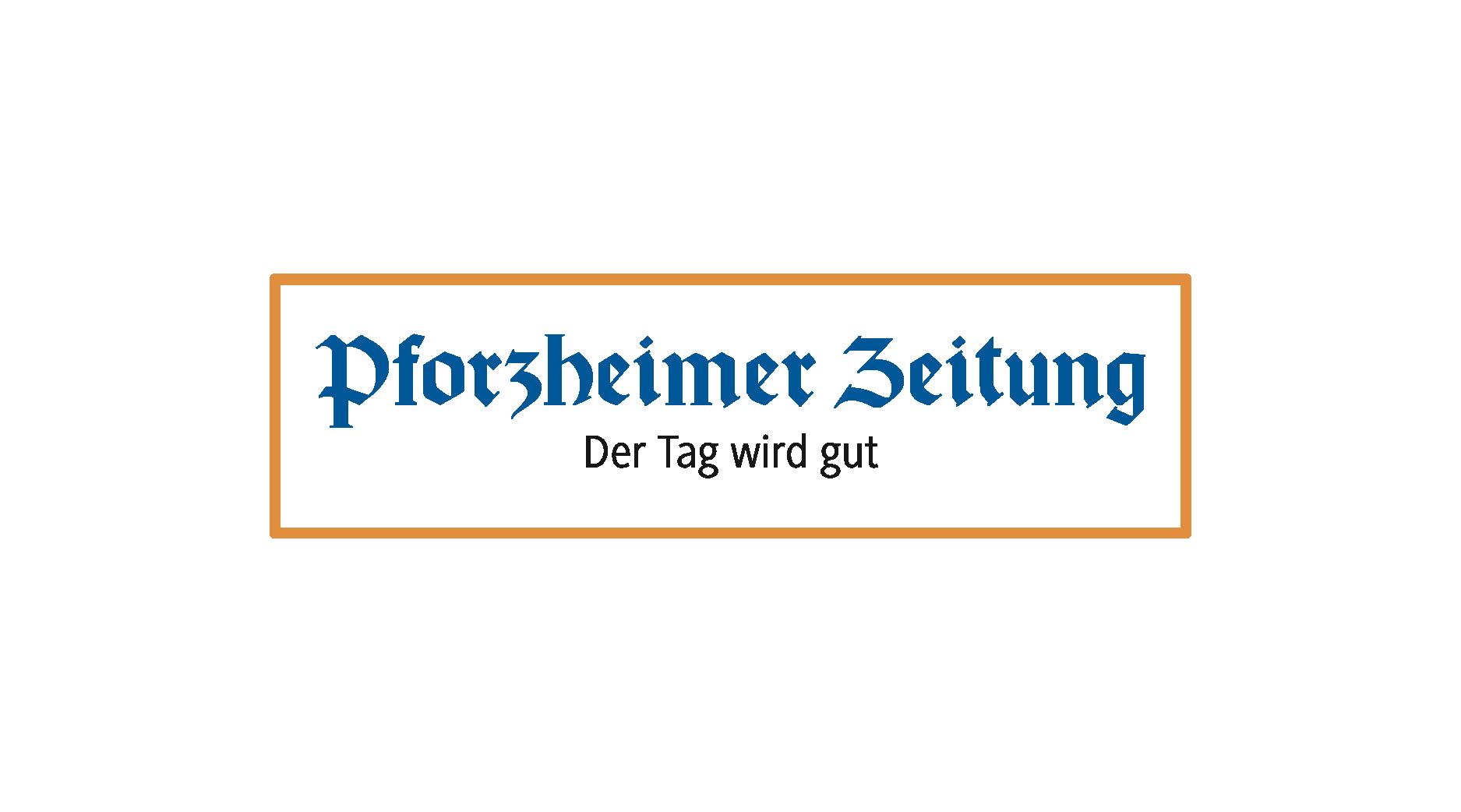 Logo Pforzheimer Zeitung