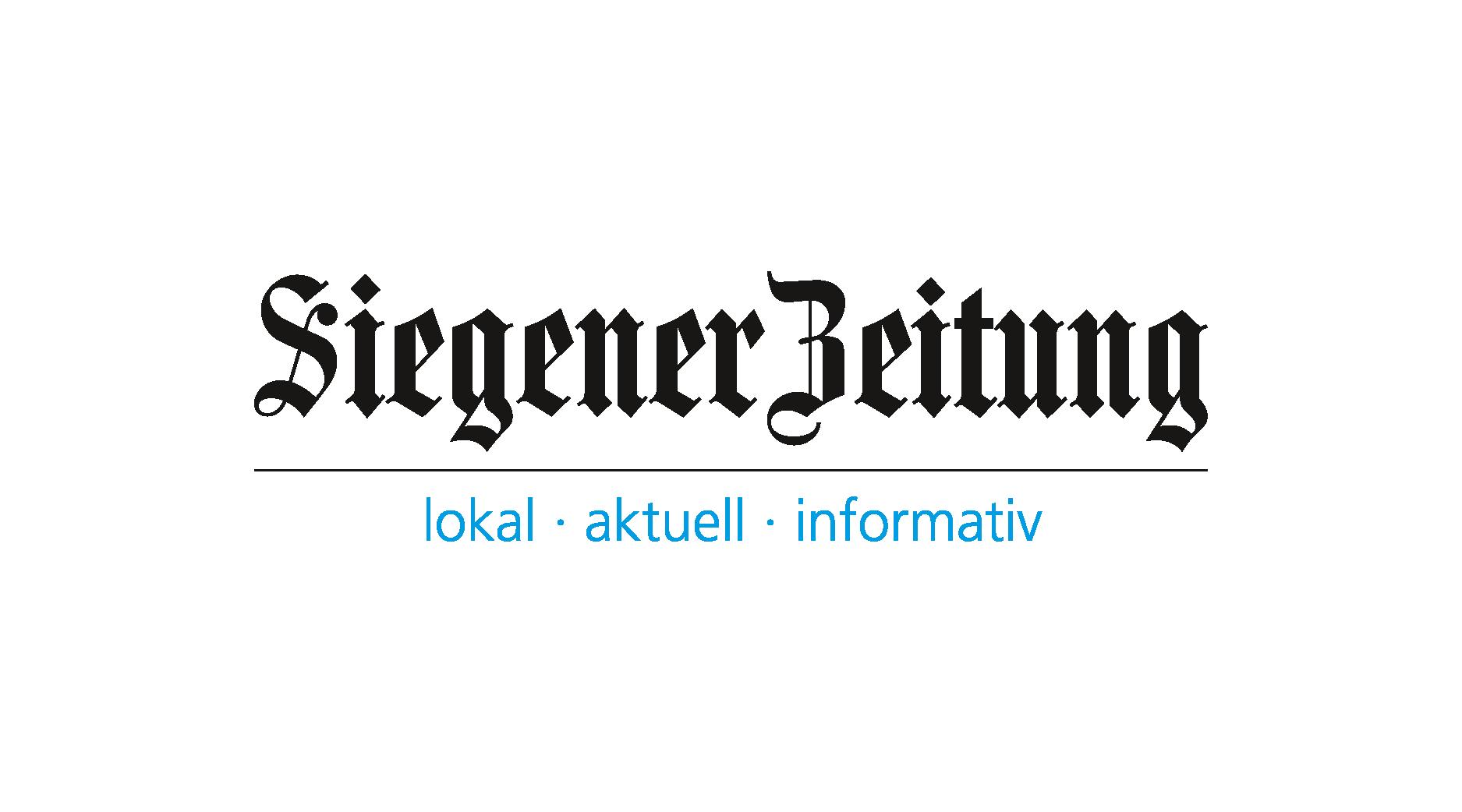 Logo Siegener Zeitung